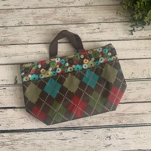 Thirty-One Thermal Tote windsor floral